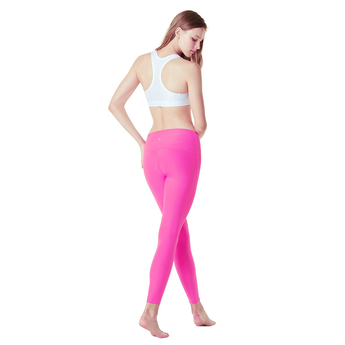 thumbnail 51 - TSLA Tesla FYP42 Women's High-Waisted Ultra-Stretch Tummy Control Yoga Pants