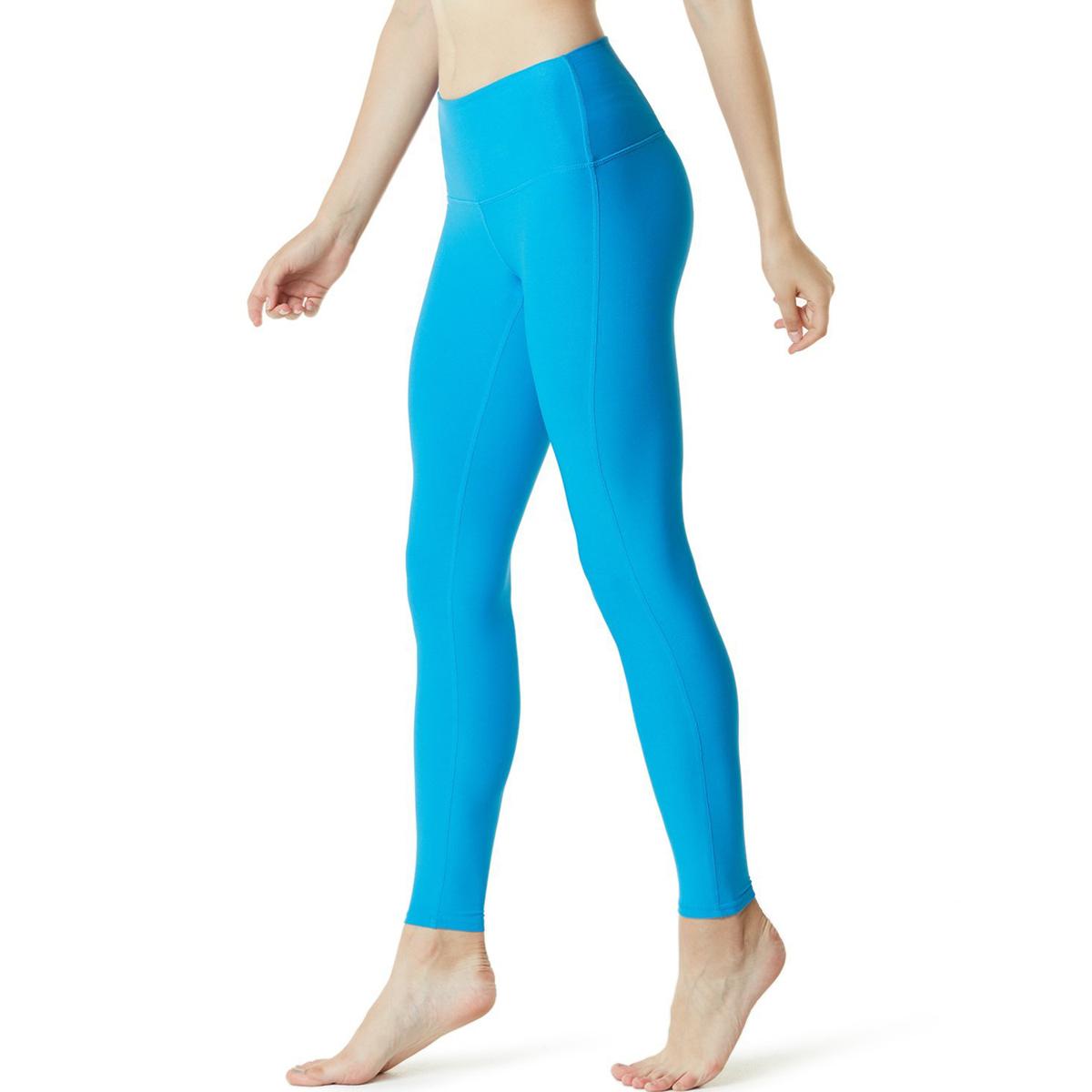 thumbnail 67 - TSLA Tesla FYP42 Women's High-Waisted Ultra-Stretch Tummy Control Yoga Pants