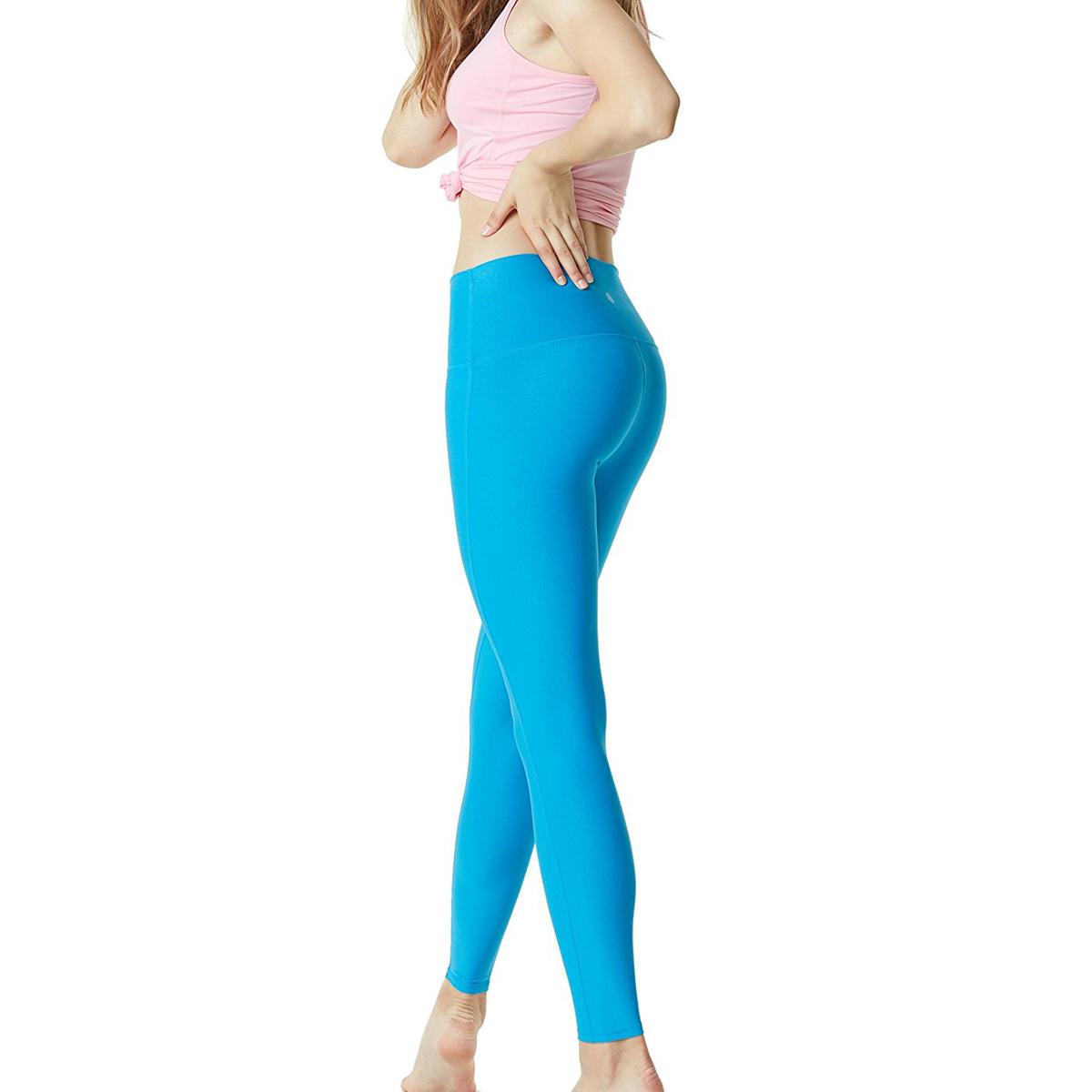 thumbnail 69 - TSLA Tesla FYP42 Women's High-Waisted Ultra-Stretch Tummy Control Yoga Pants