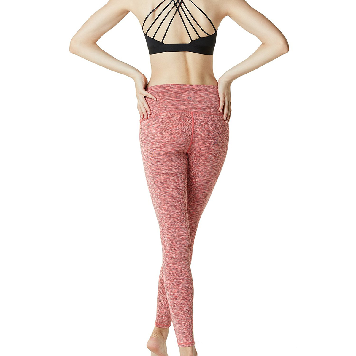 thumbnail 91 - TSLA Tesla FYP42 Women's High-Waisted Ultra-Stretch Tummy Control Yoga Pants