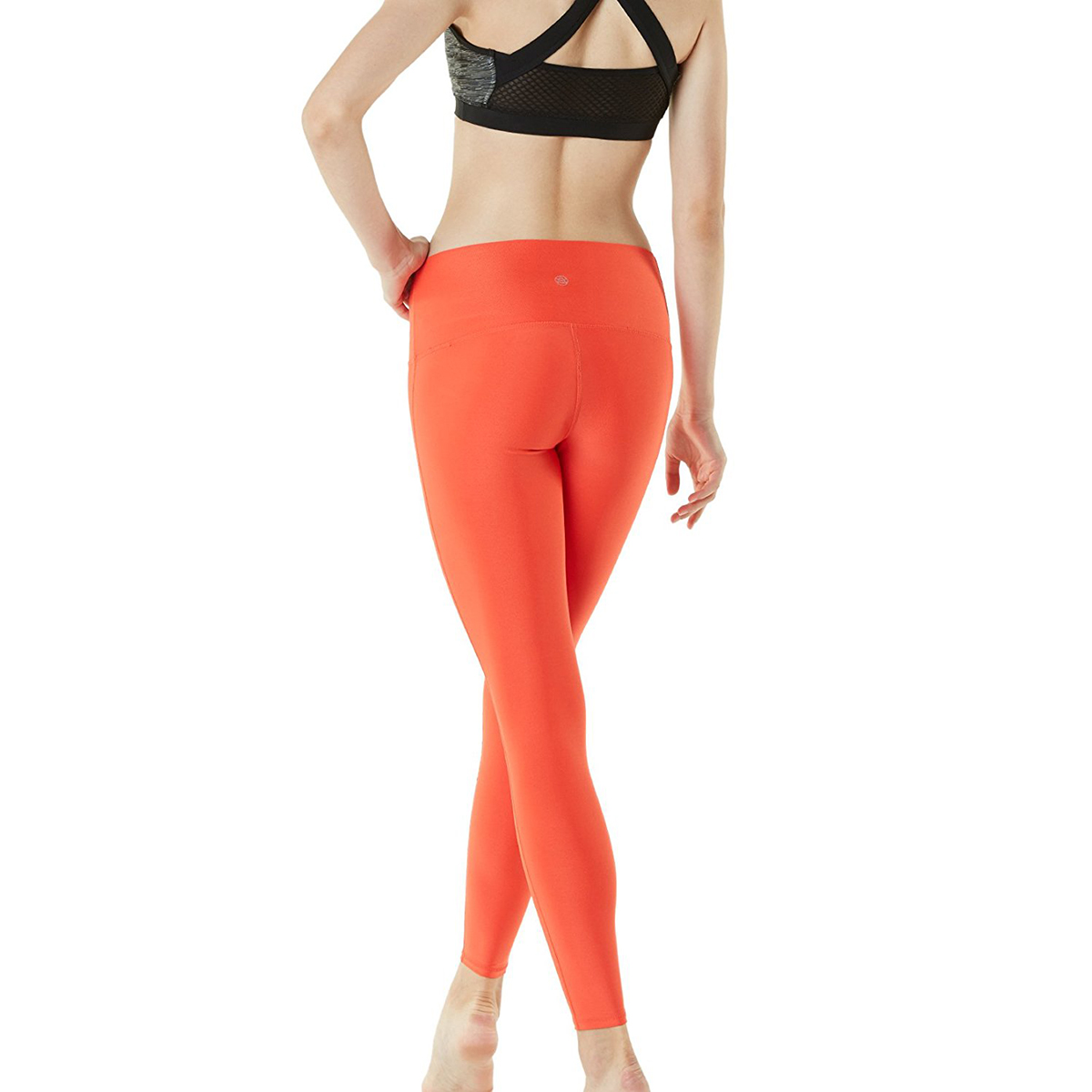 thumbnail 59 - TSLA Tesla FYP42 Women's High-Waisted Ultra-Stretch Tummy Control Yoga Pants
