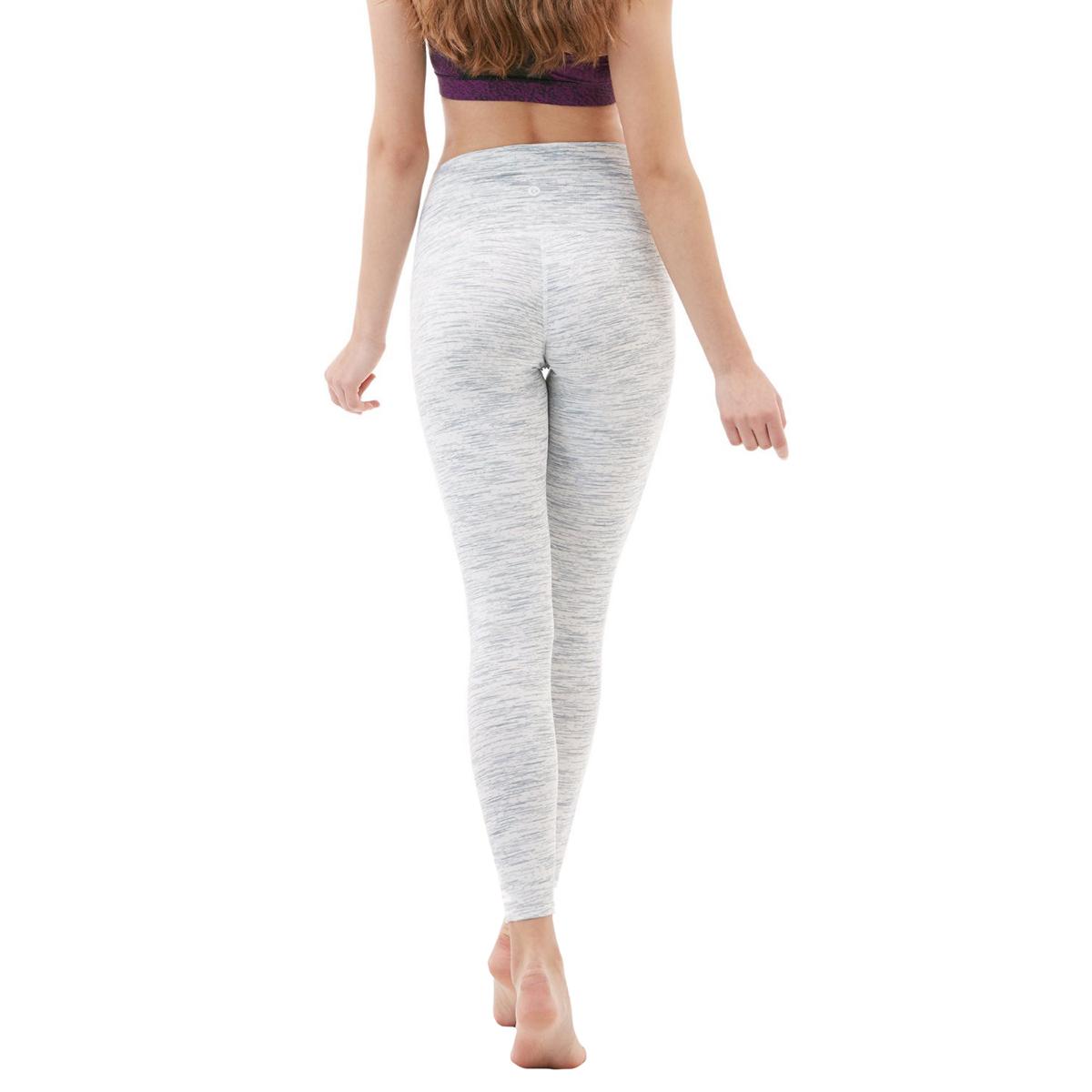 thumbnail 108 - TSLA Tesla FYP42 Women's High-Waisted Ultra-Stretch Tummy Control Yoga Pants