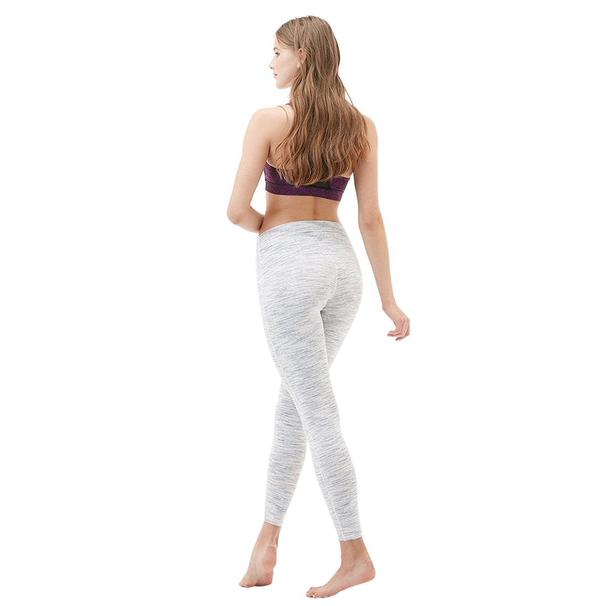 thumbnail 104 - TSLA Tesla FYP42 Women's High-Waisted Ultra-Stretch Tummy Control Yoga Pants