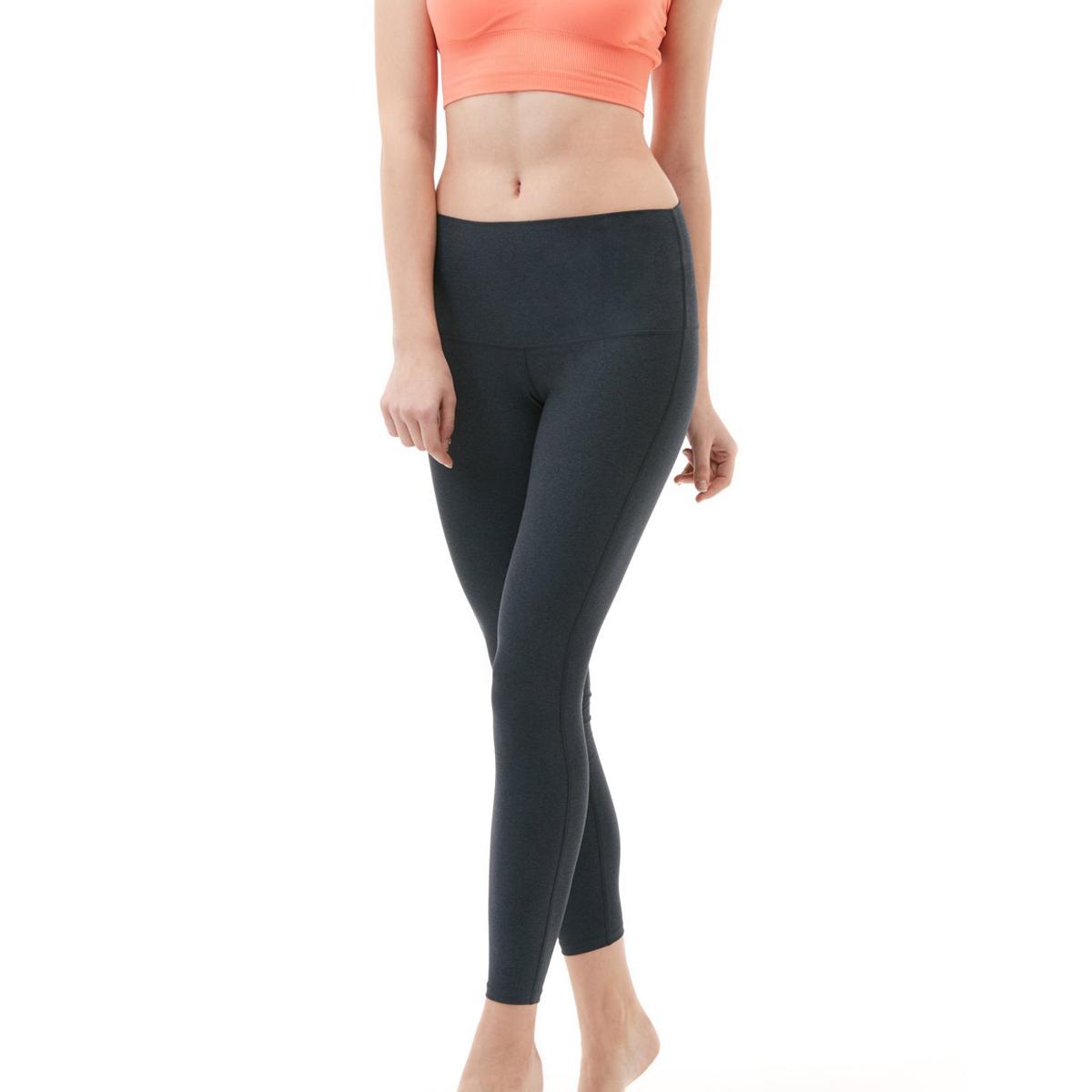 thumbnail 15 - TSLA Tesla FYP42 Women's High-Waisted Ultra-Stretch Tummy Control Yoga Pants