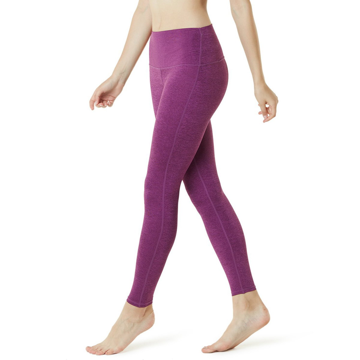 thumbnail 19 - TSLA Tesla FYP42 Women's High-Waisted Ultra-Stretch Tummy Control Yoga Pants
