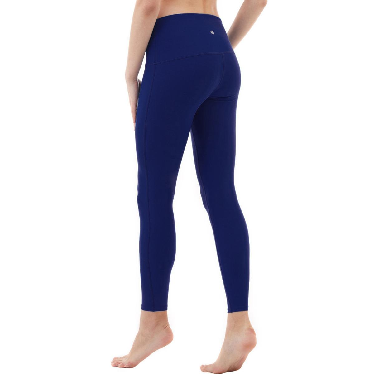 thumbnail 26 - TSLA Tesla FYP42 Women's High-Waisted Ultra-Stretch Tummy Control Yoga Pants