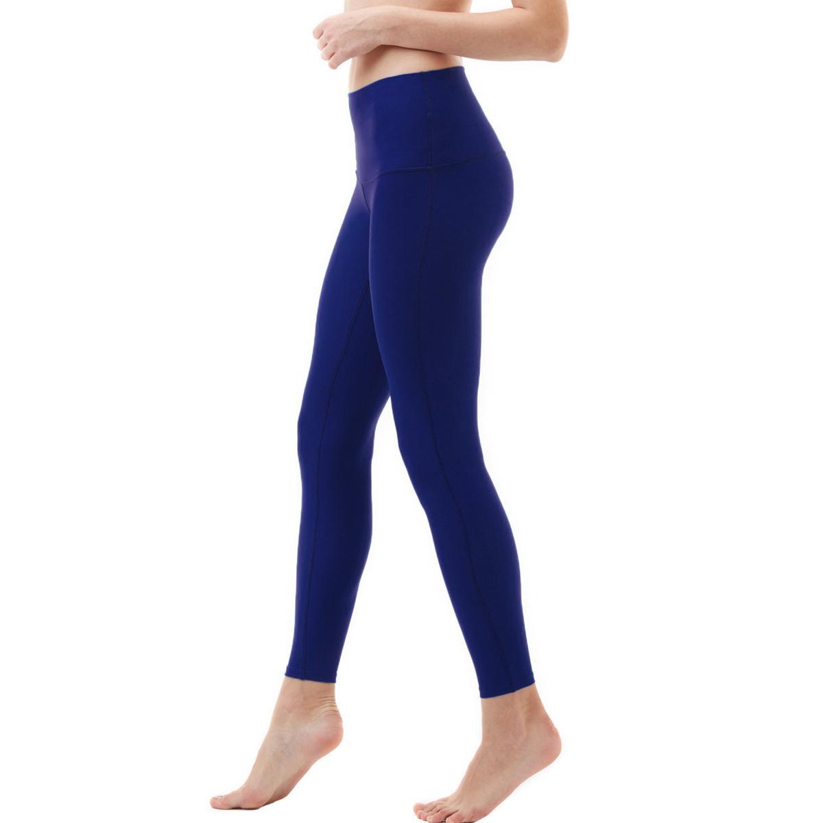 thumbnail 29 - TSLA Tesla FYP42 Women's High-Waisted Ultra-Stretch Tummy Control Yoga Pants