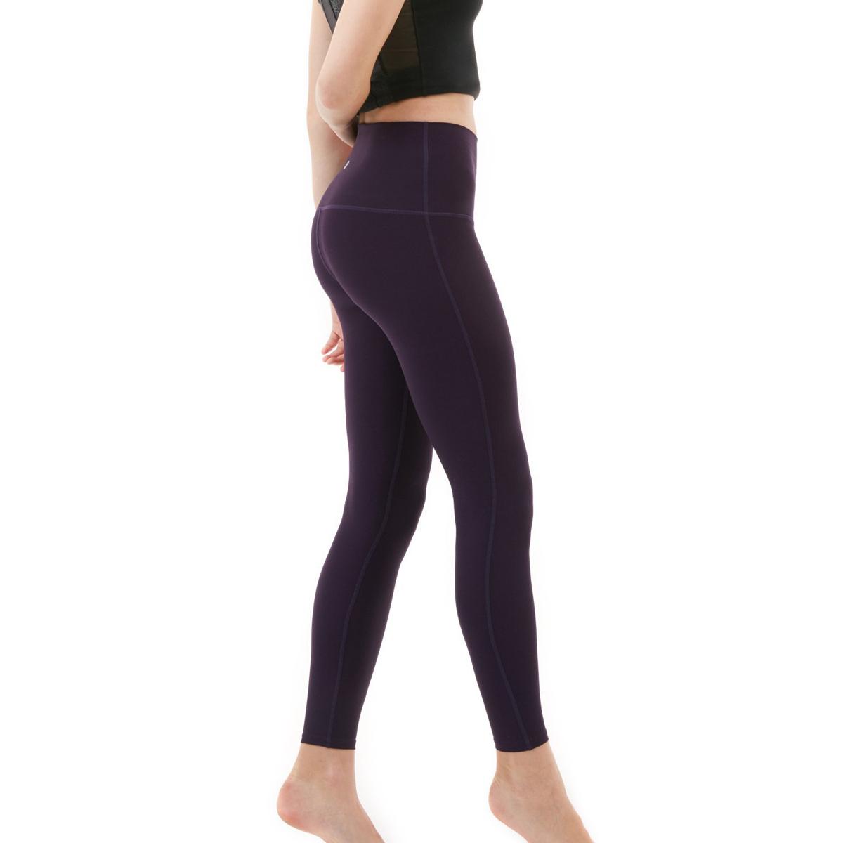 thumbnail 33 - TSLA Tesla FYP42 Women's High-Waisted Ultra-Stretch Tummy Control Yoga Pants