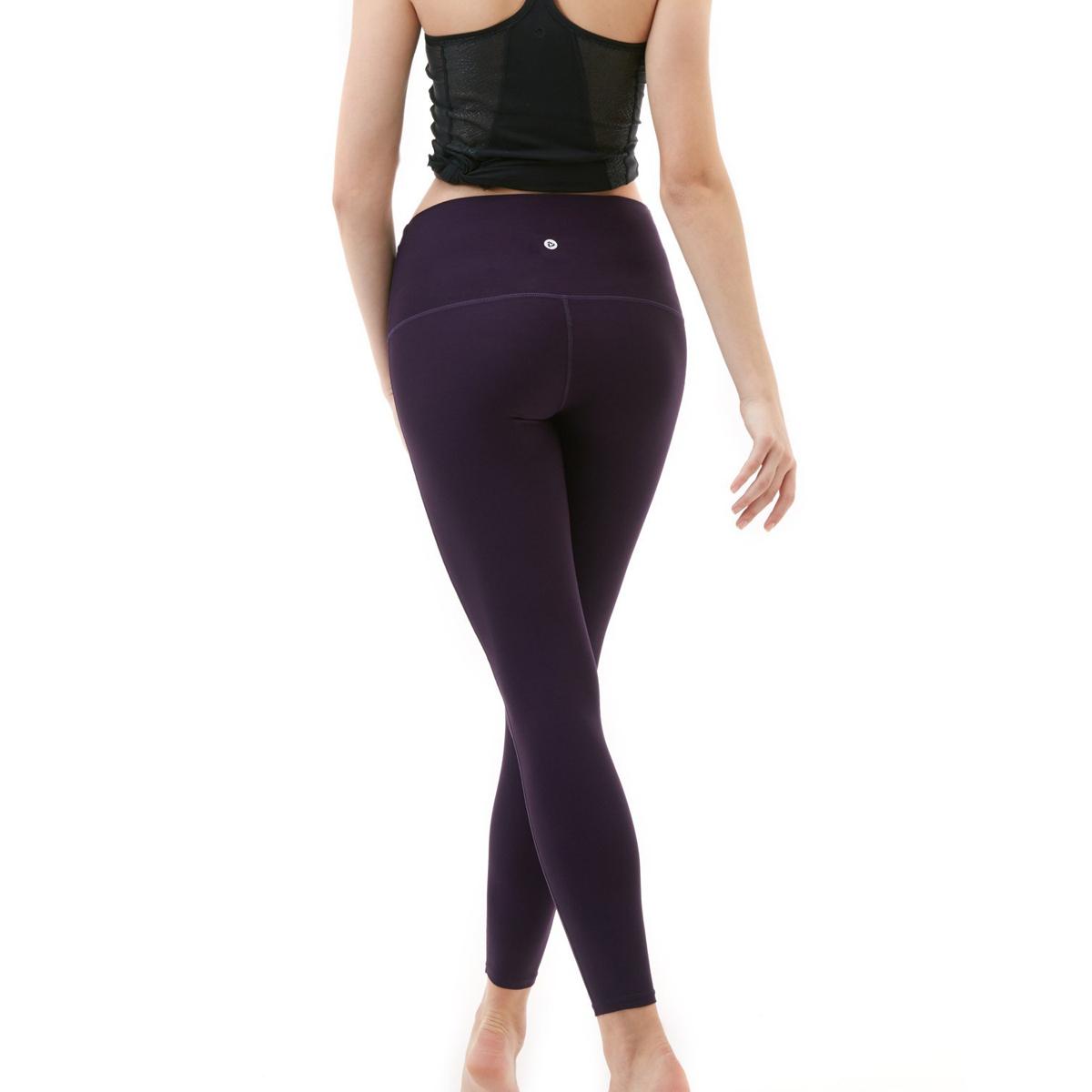 thumbnail 34 - TSLA Tesla FYP42 Women's High-Waisted Ultra-Stretch Tummy Control Yoga Pants