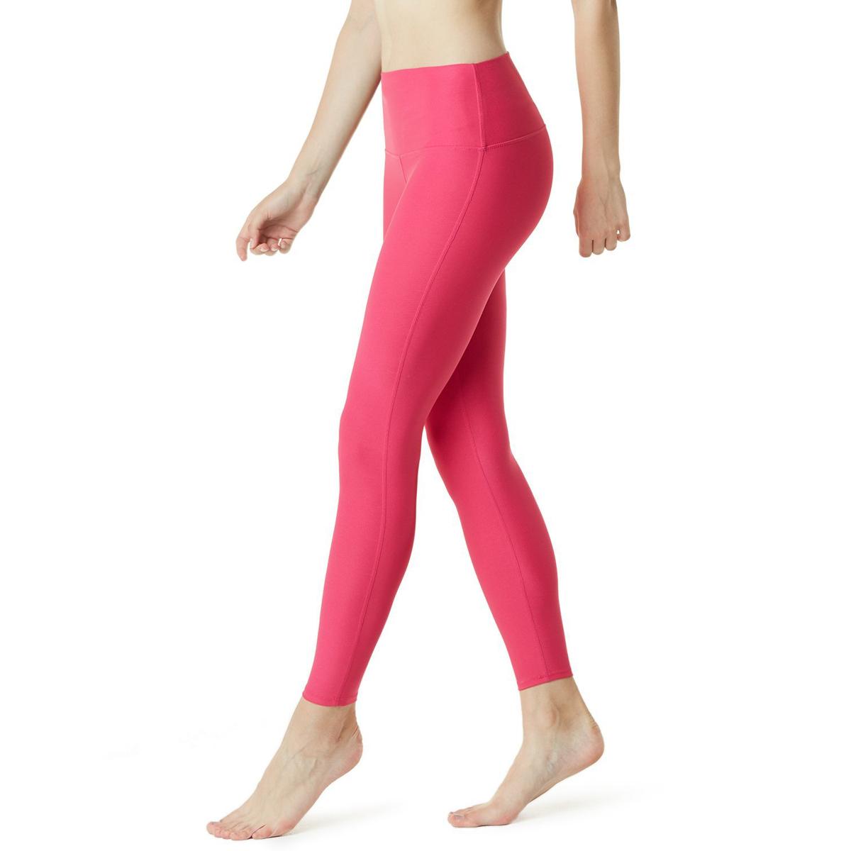 thumbnail 41 - TSLA Tesla FYP42 Women's High-Waisted Ultra-Stretch Tummy Control Yoga Pants