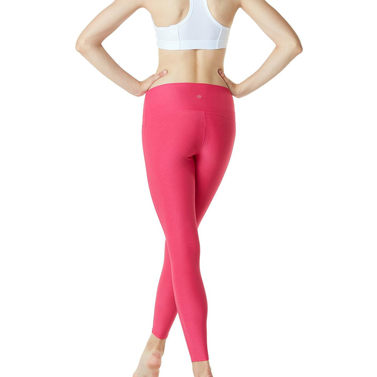 thumbnail 42 - TSLA Tesla FYP42 Women's High-Waisted Ultra-Stretch Tummy Control Yoga Pants