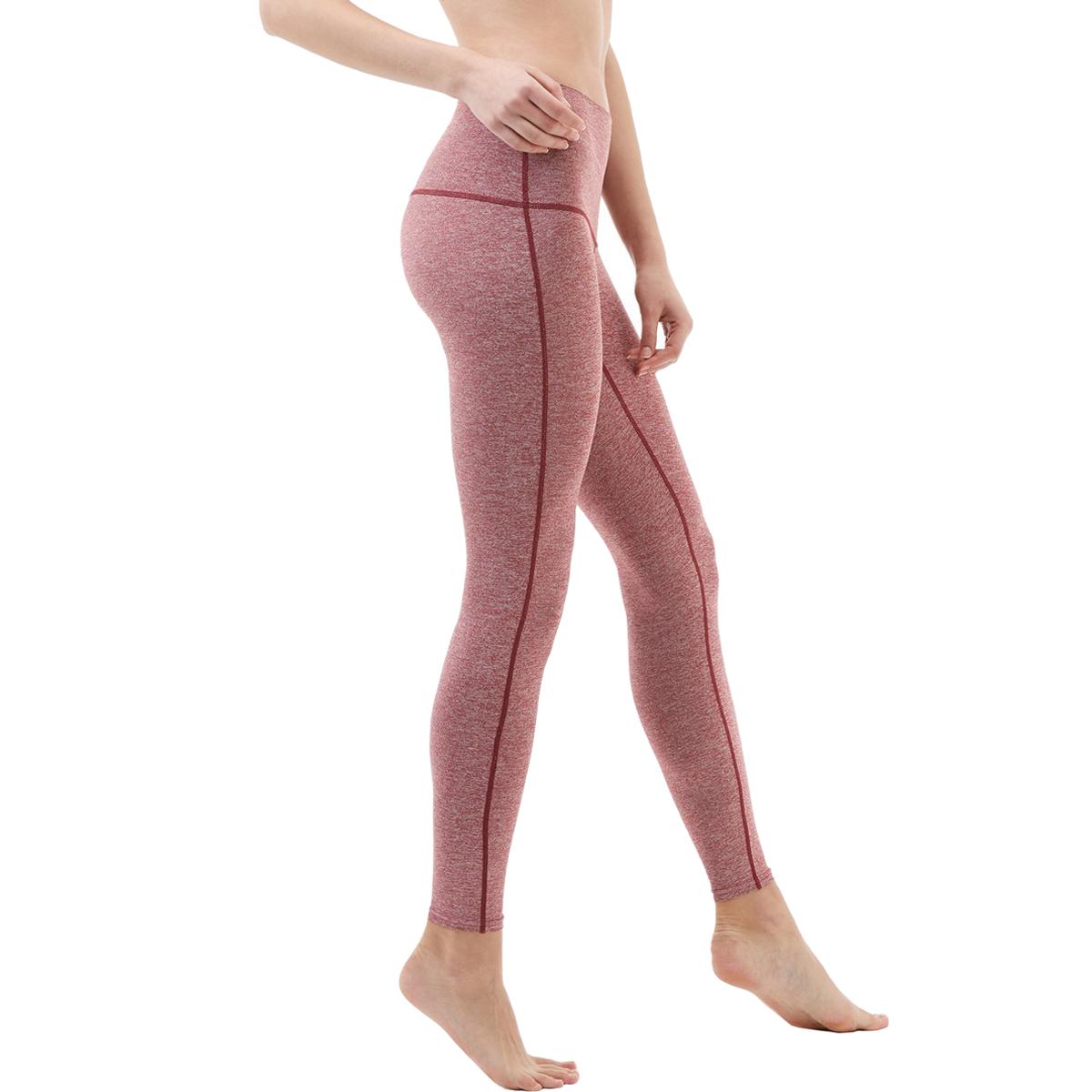 thumbnail 97 - TSLA Tesla FYP42 Women's High-Waisted Ultra-Stretch Tummy Control Yoga Pants
