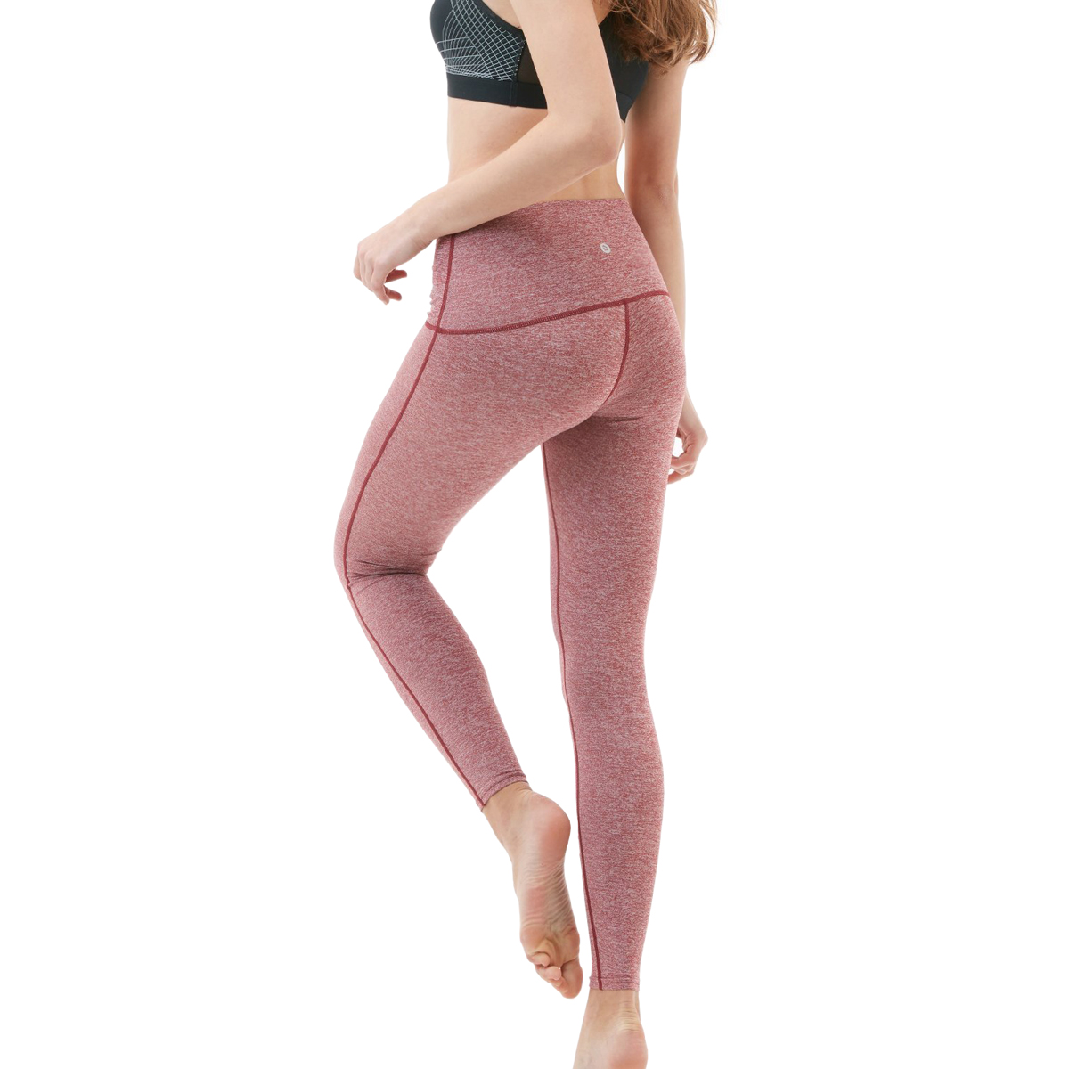 thumbnail 101 - TSLA Tesla FYP42 Women's High-Waisted Ultra-Stretch Tummy Control Yoga Pants