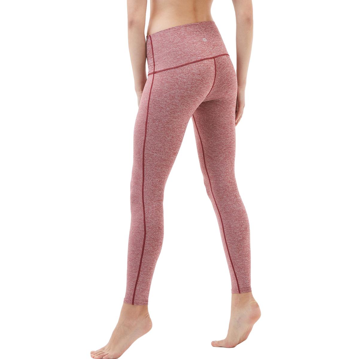 thumbnail 100 - TSLA Tesla FYP42 Women's High-Waisted Ultra-Stretch Tummy Control Yoga Pants