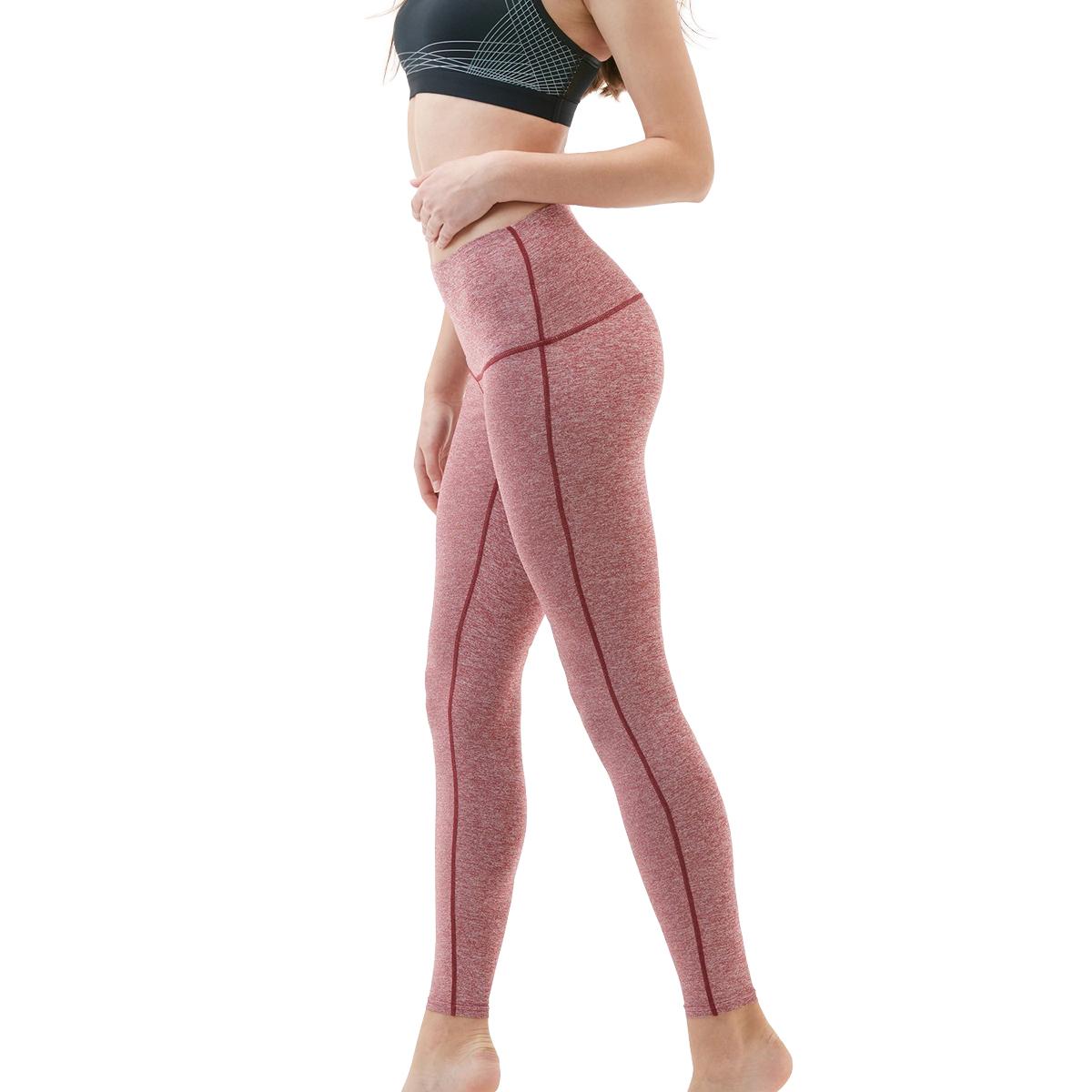 thumbnail 98 - TSLA Tesla FYP42 Women's High-Waisted Ultra-Stretch Tummy Control Yoga Pants