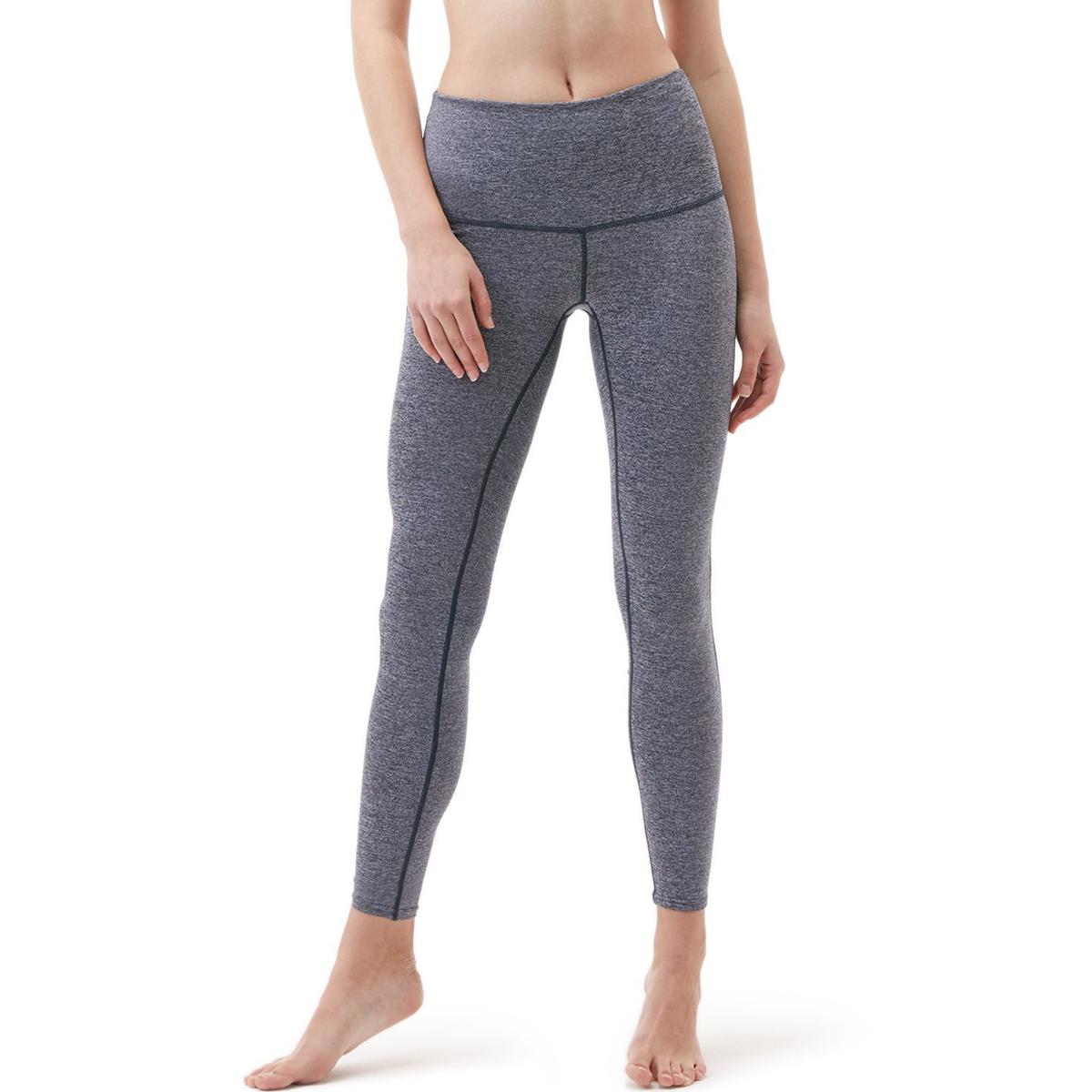 thumbnail 86 - TSLA Tesla FYP42 Women's High-Waisted Ultra-Stretch Tummy Control Yoga Pants