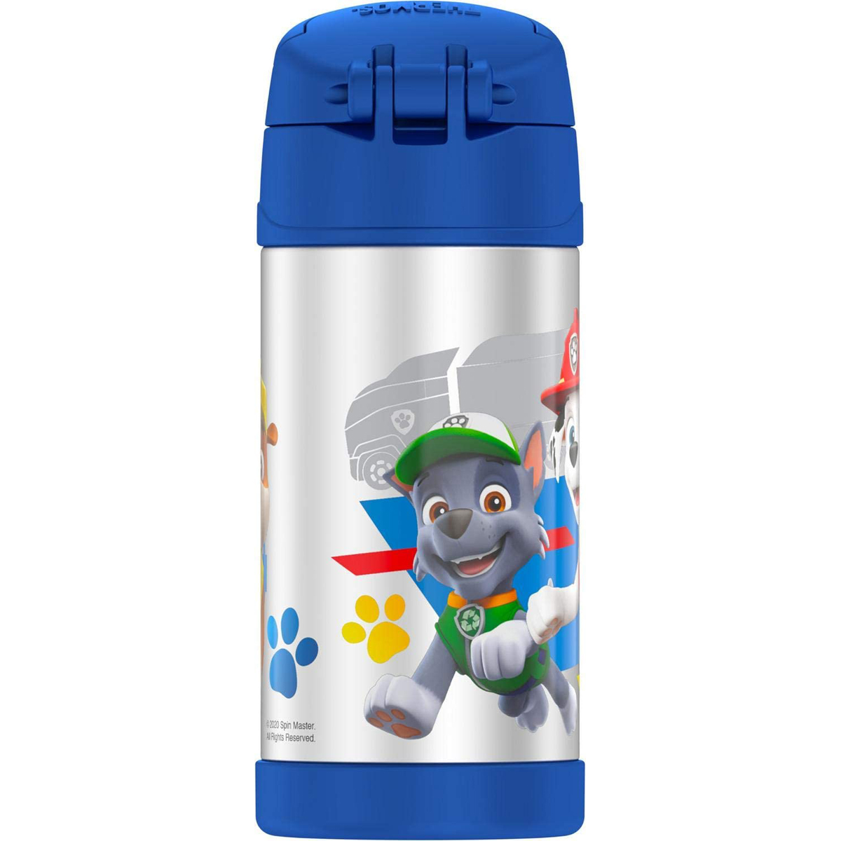 thumbnail 23 - Thermos-12-oz-Kid-039-s-Funtainer-Vacuum-Insulated-Stainless-Steel-Water-Bottle