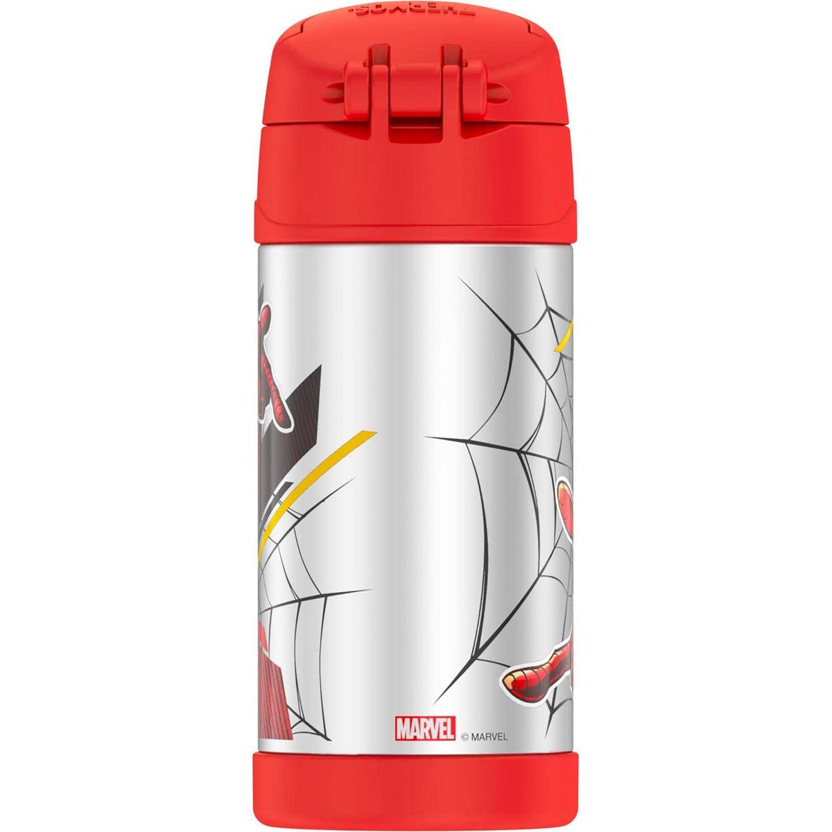 thumbnail 37 - Thermos-12-oz-Kid-039-s-Funtainer-Vacuum-Insulated-Stainless-Steel-Water-Bottle