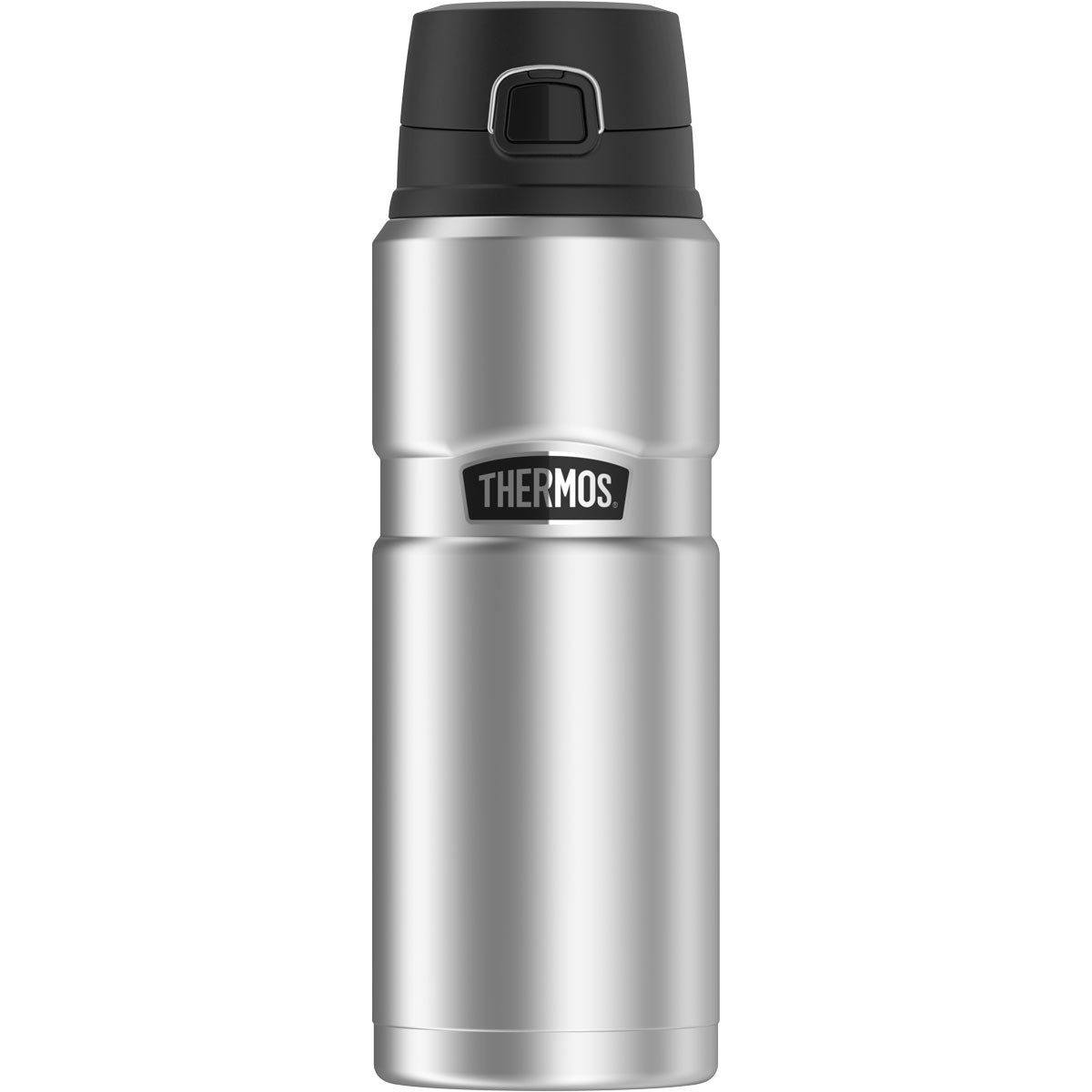 thumbnail 16 - Thermos 24 oz. Stainless King Vacuum Insulated Stainless Steel Drink Bottle