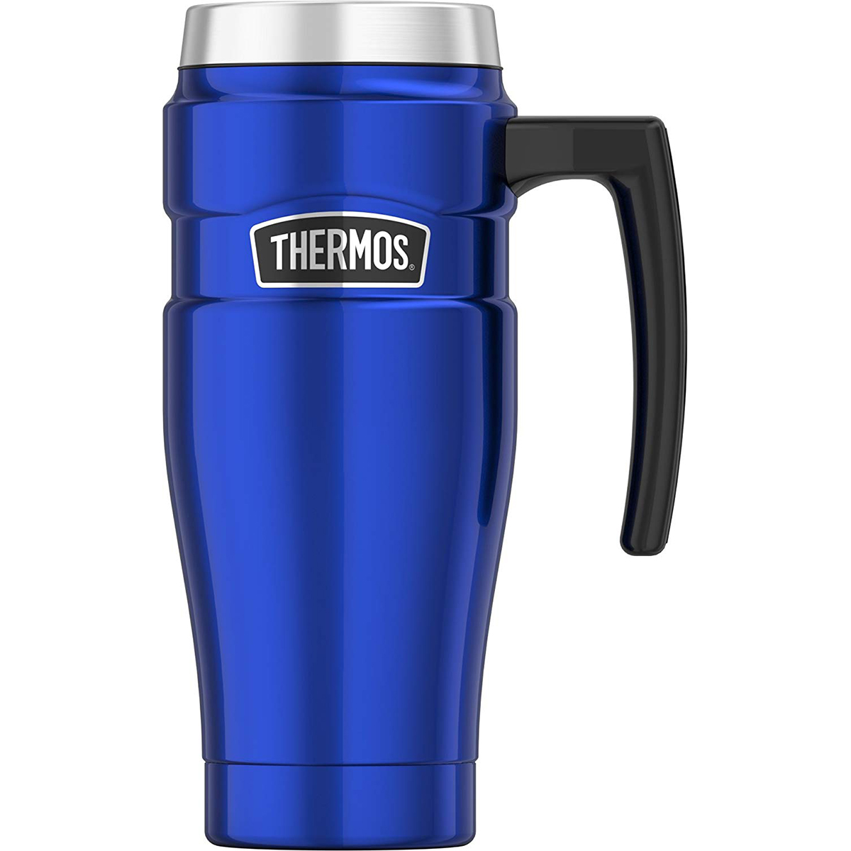 thumbnail 7 - Thermos 16 oz. Stainless King Insulated Stainless Steel Travel Mug with Handle