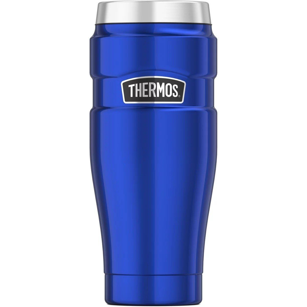 Cranberry Thermos Stainless King 16-Ounce Travel Tumbler