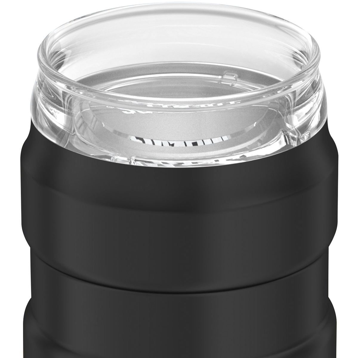 thumbnail 5 - Thermos-10-oz-Stainless-King-Stainless-Steel-Can-Insulator-Tumbler