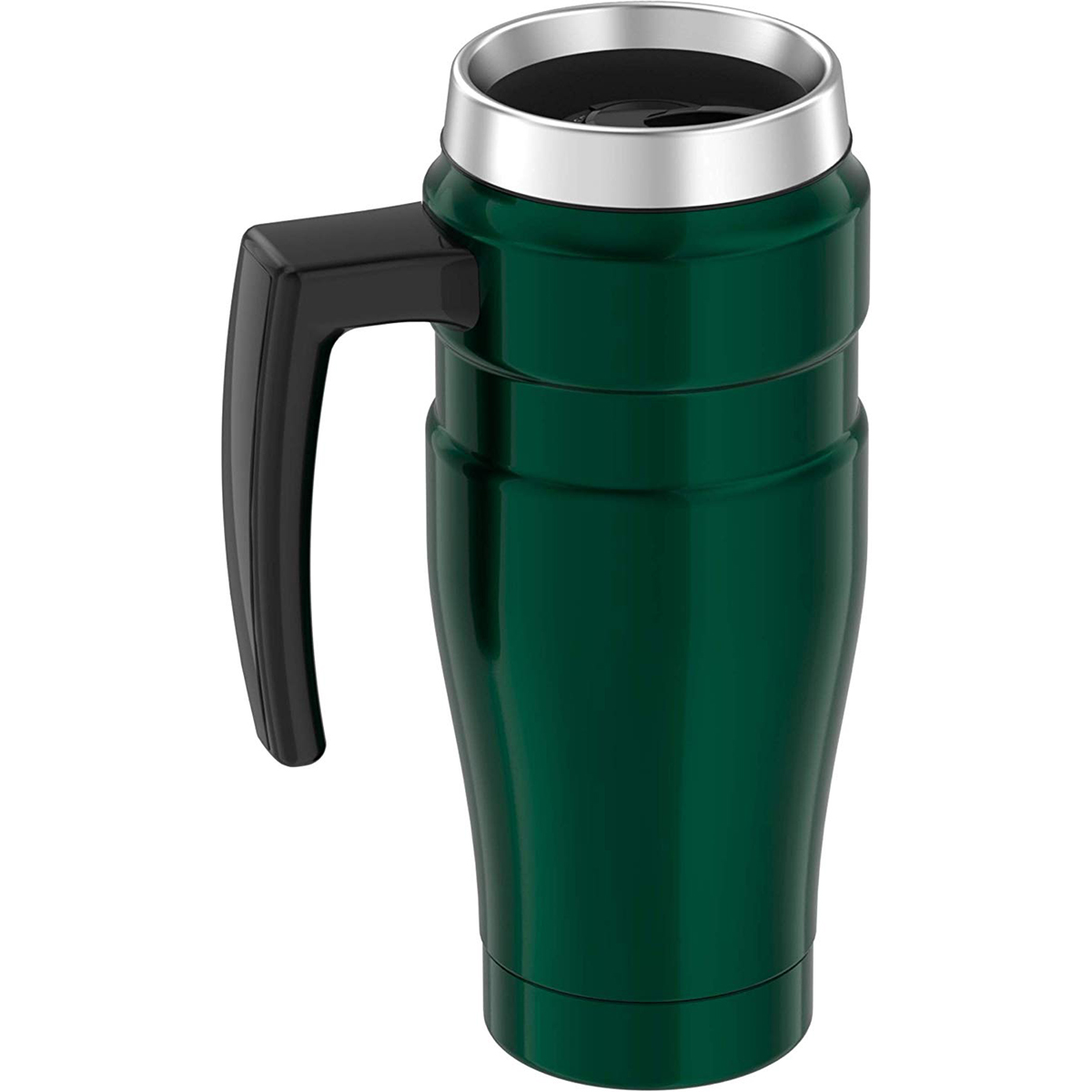 thumbnail 12 - Thermos 16 oz. Stainless King Insulated Stainless Steel Travel Mug with Handle