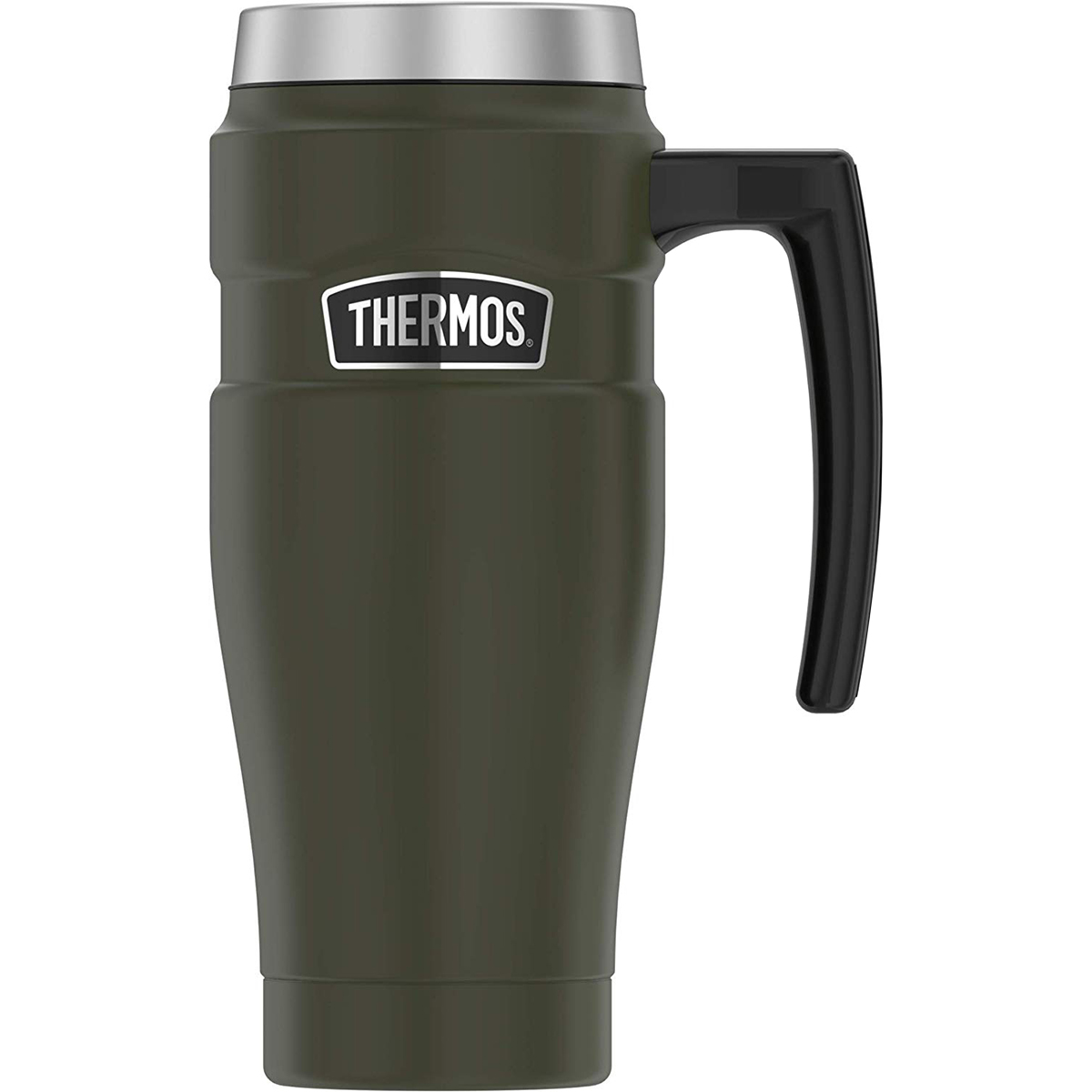 thumbnail 15 - Thermos 16 oz. Stainless King Insulated Stainless Steel Travel Mug with Handle