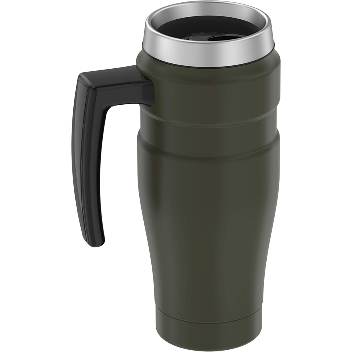 thumbnail 16 - Thermos 16 oz. Stainless King Insulated Stainless Steel Travel Mug with Handle