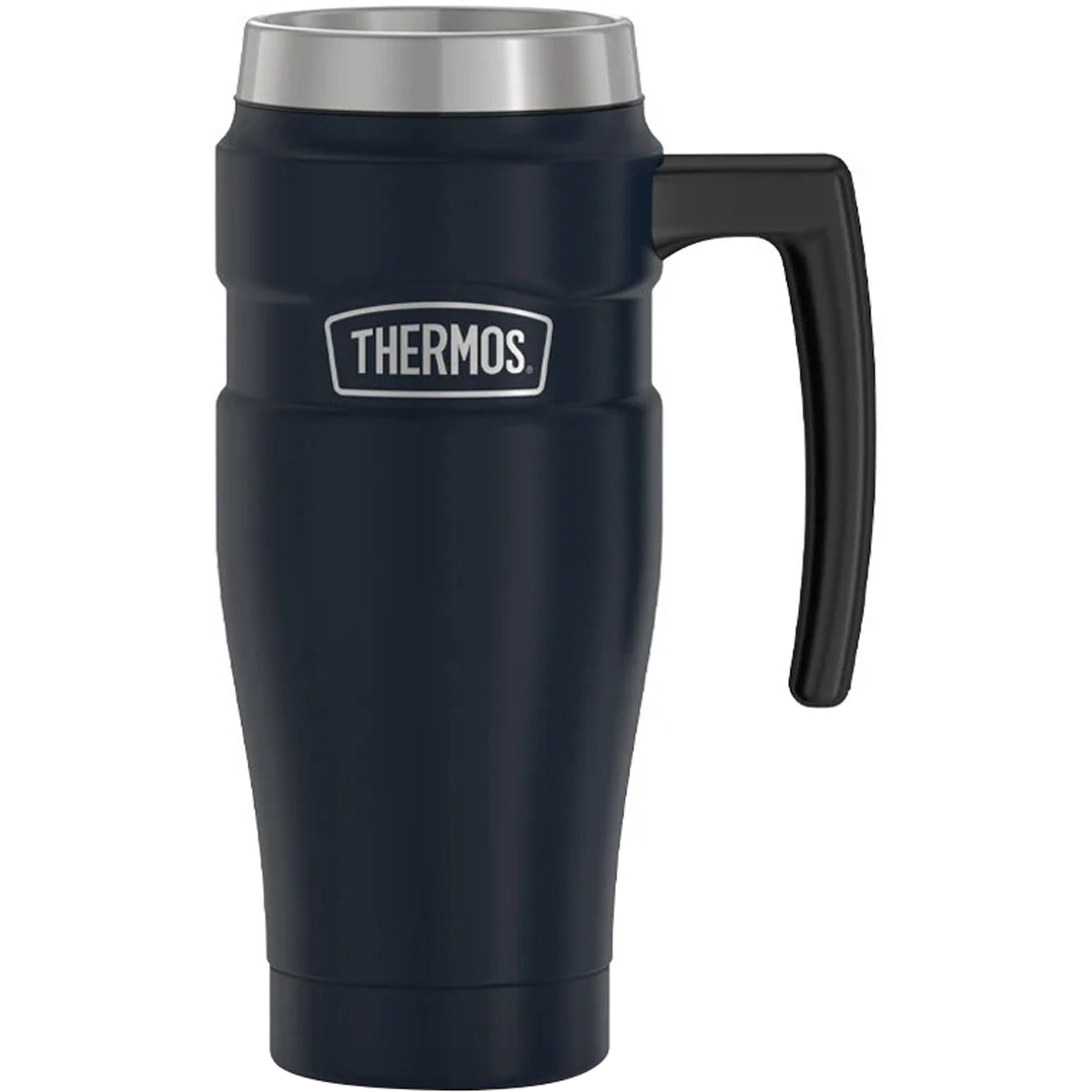 thumbnail 19 - Thermos 16 oz. Stainless King Insulated Stainless Steel Travel Mug with Handle