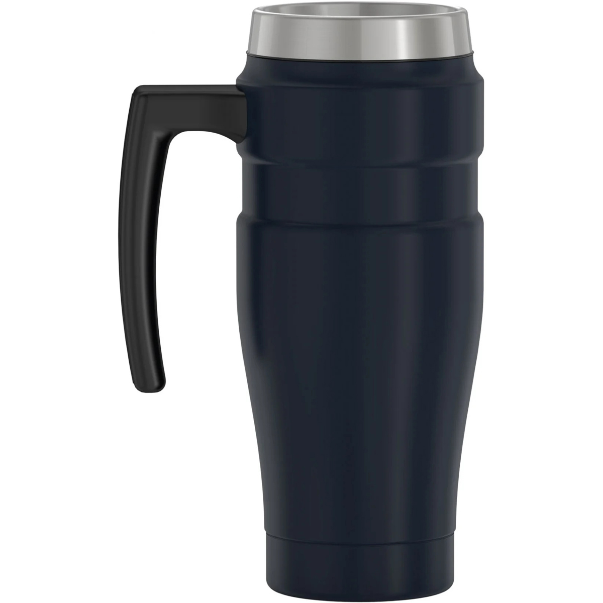 thumbnail 21 - Thermos 16 oz. Stainless King Insulated Stainless Steel Travel Mug with Handle