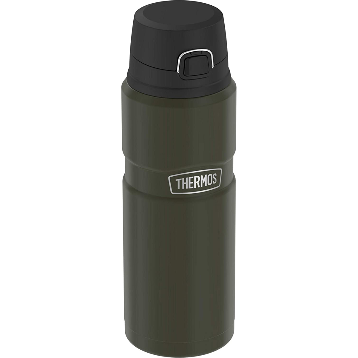 thumbnail 8 - Thermos 24 oz. Stainless King Vacuum Insulated Stainless Steel Drink Bottle