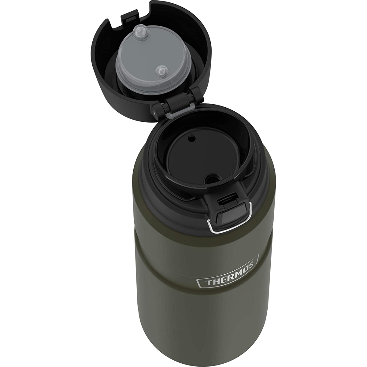 thumbnail 10 - Thermos 24 oz. Stainless King Vacuum Insulated Stainless Steel Drink Bottle