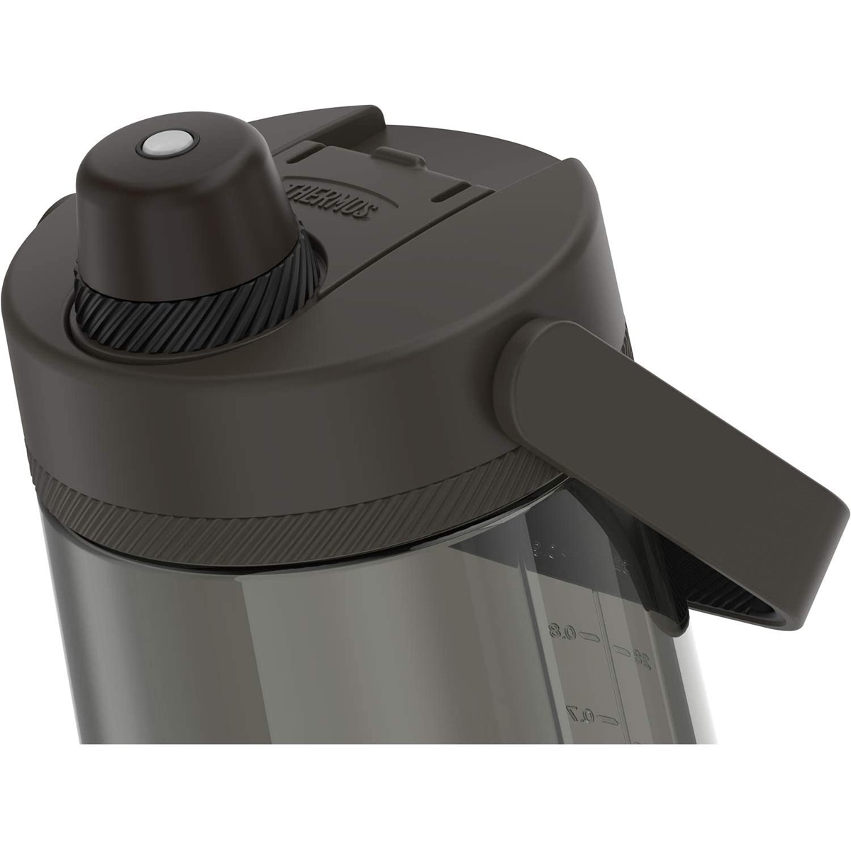 Thermos-40-oz-Guardian-Collection-Hard-Plastic-Hydration-Bottle-with-Spout thumbnail 5