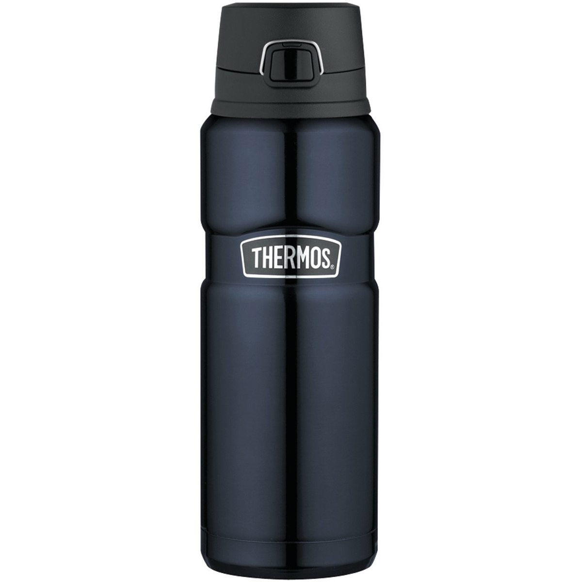 thumbnail 3 - Thermos 24 oz. Stainless King Vacuum Insulated Stainless Steel Drink Bottle