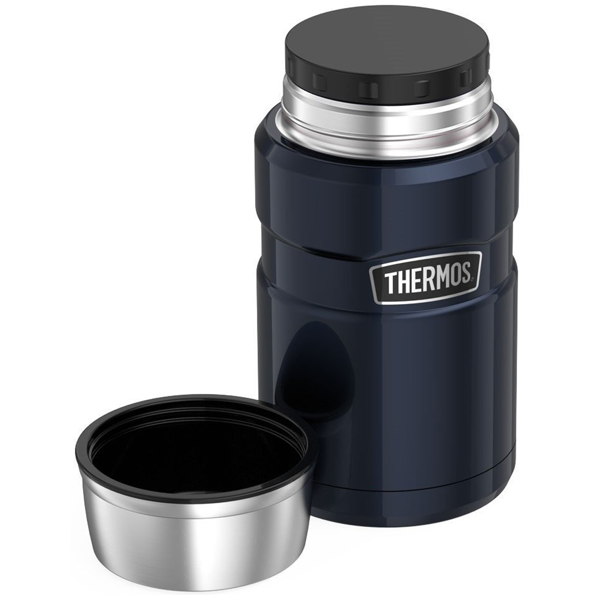 Thermos 24 Oz Stainless King Vacuum Insulated Stainless