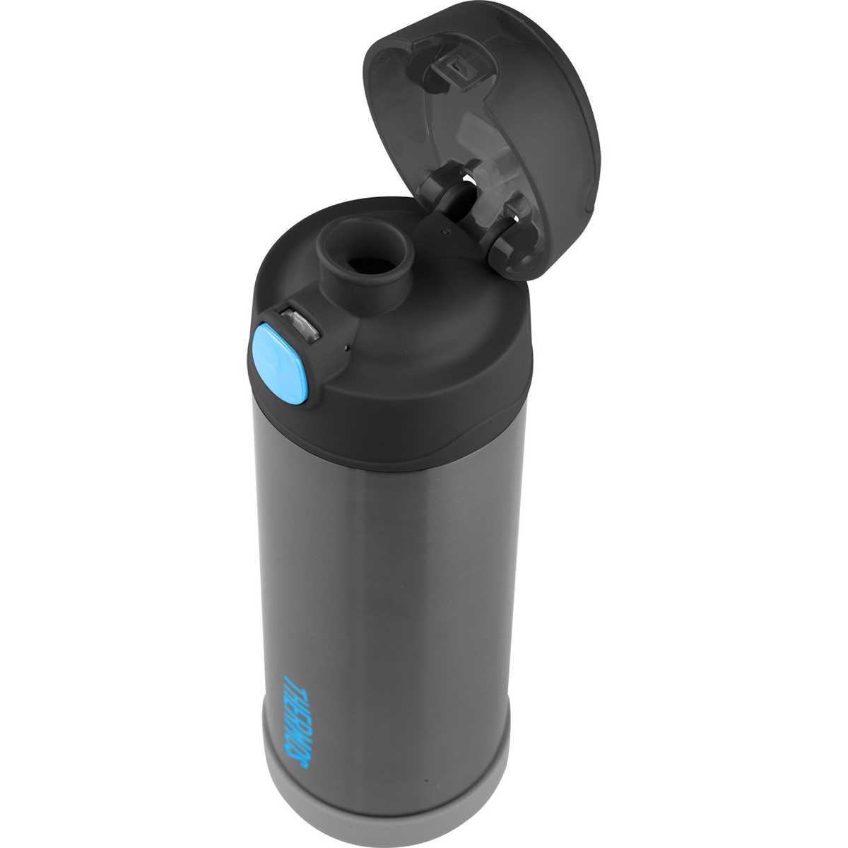 thumbnail 8 - Thermos-16-oz-Kid-039-s-Funtainer-Vacuum-Insulated-Stainless-Steel-Water-Bottle
