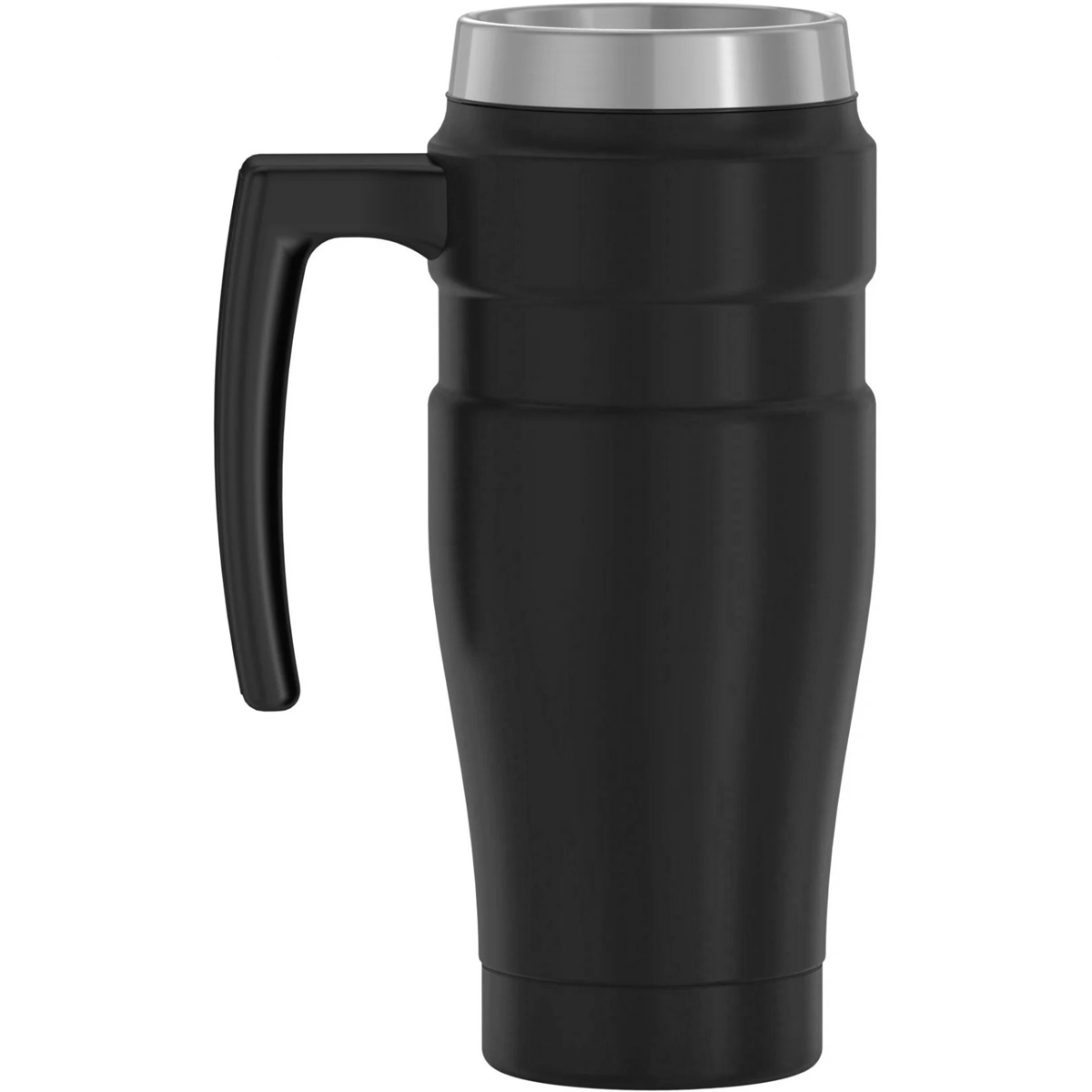 thumbnail 3 - Thermos 16 oz. Stainless King Insulated Stainless Steel Travel Mug with Handle