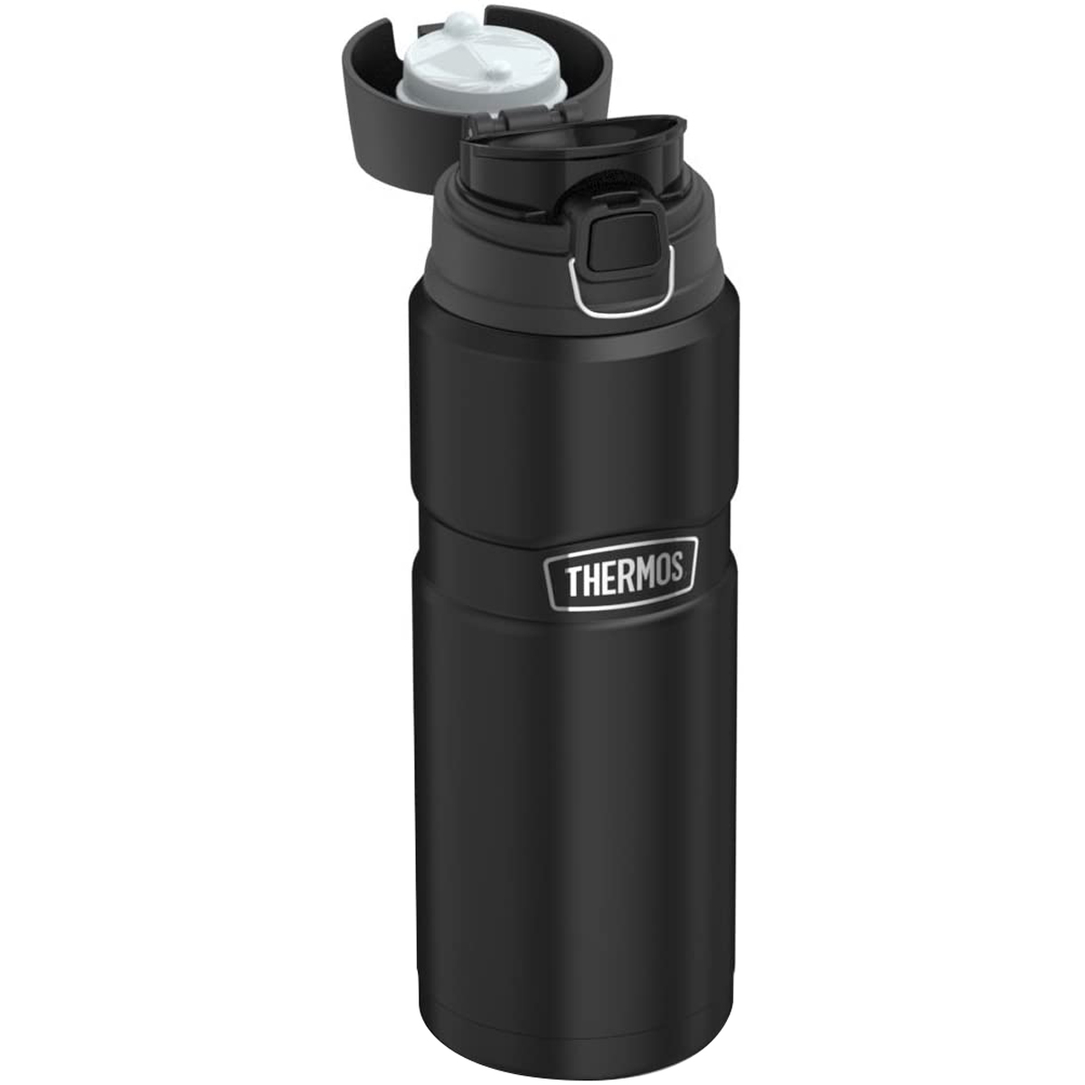thumbnail 5 - Thermos 24 oz. Stainless King Vacuum Insulated Stainless Steel Drink Bottle