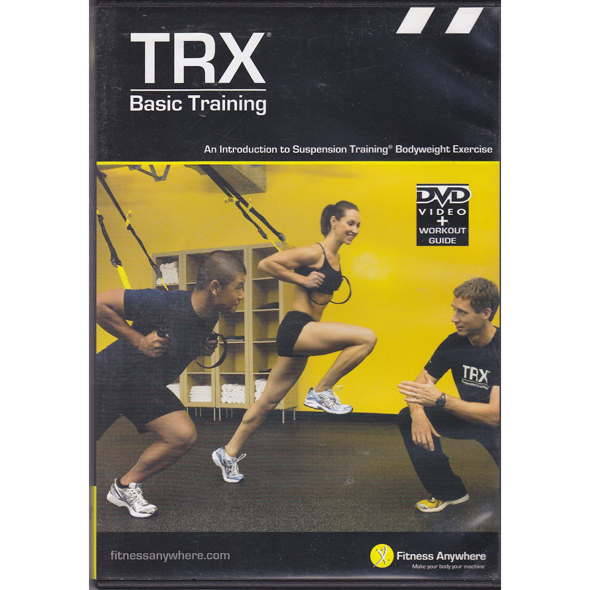 Guide Book: TRX Basic Training Intro To Suspension Training Fitness