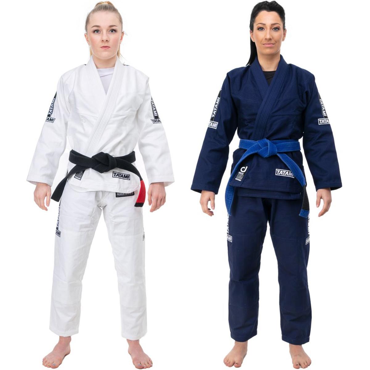White Tatami Fightwear Dweller BJJ Gi