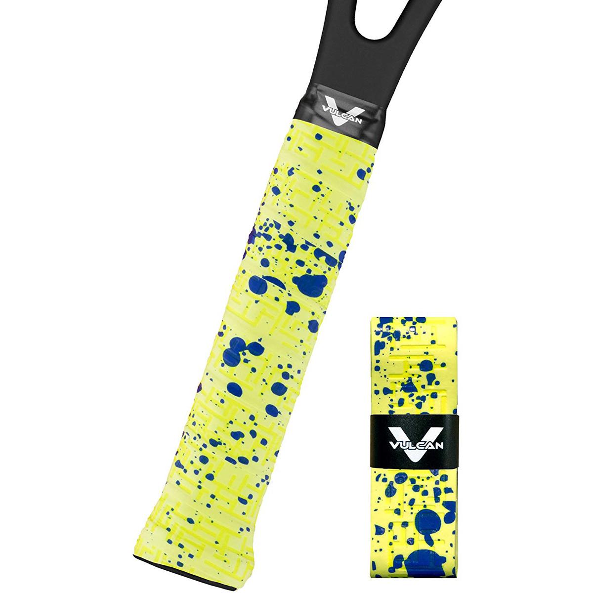 Vulcan-Max-Trend-Max-Tour-50mm-Tennis-Racquet-Overgrips-3-Pack miniature 4