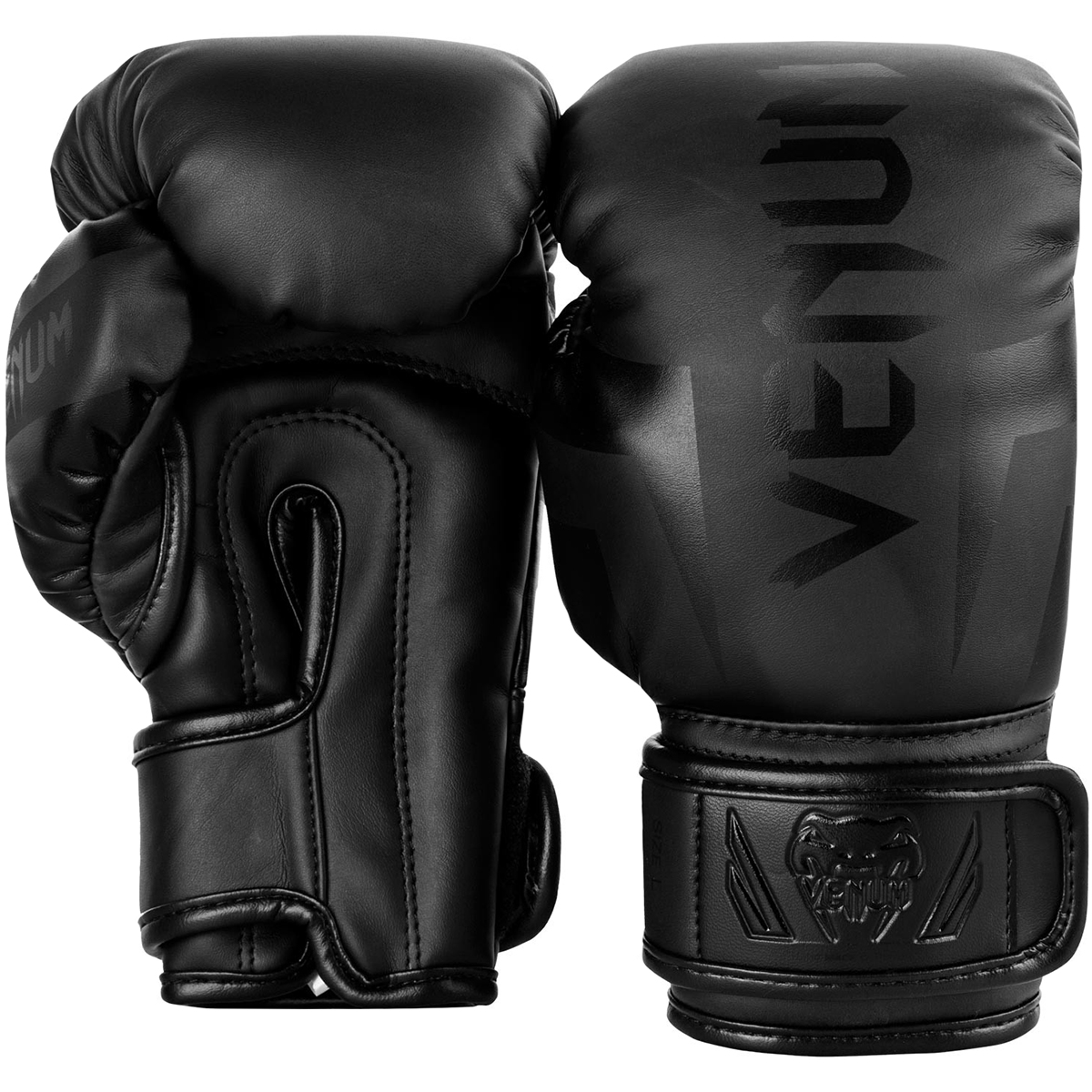 Venum Elite Boxing Gloves Black Gold