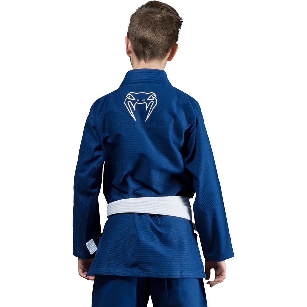 Blue Venum Kids Contender Brazilian Jiu-Jitsu Gi