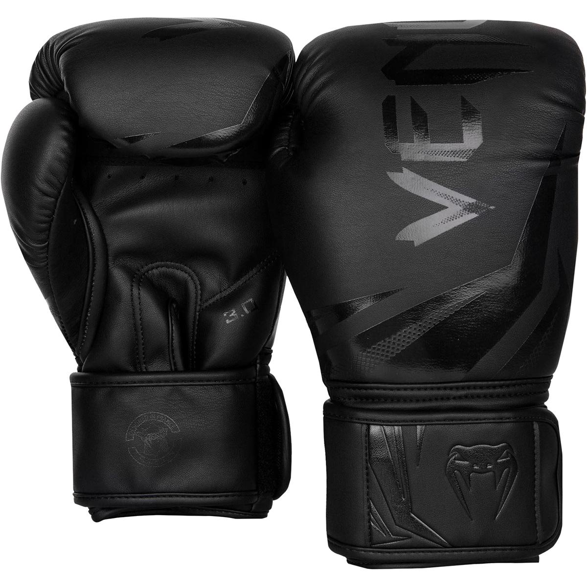 Venum Challenger 3.0 Boxing Gloves Navy Blue//White
