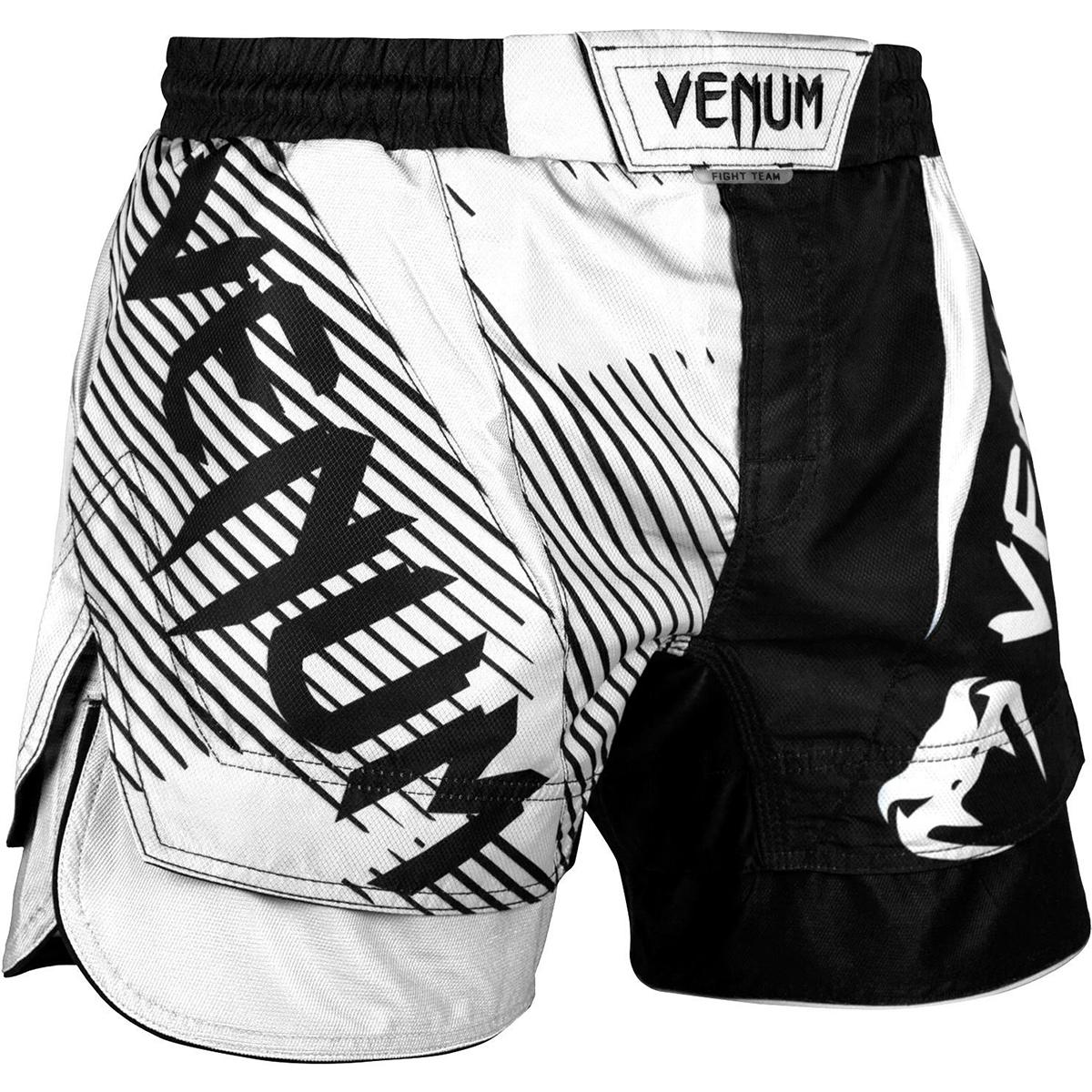 Venum Okinawa 2.0 Compression Shorts Black//White