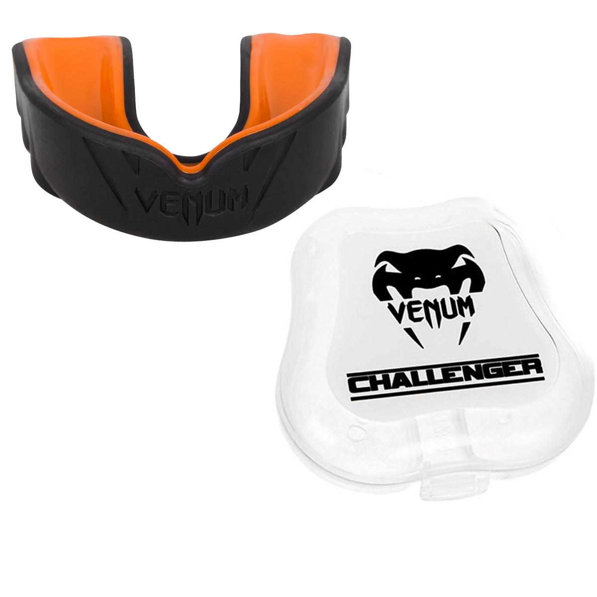Venum Challenger Mouthguard Black//Purple