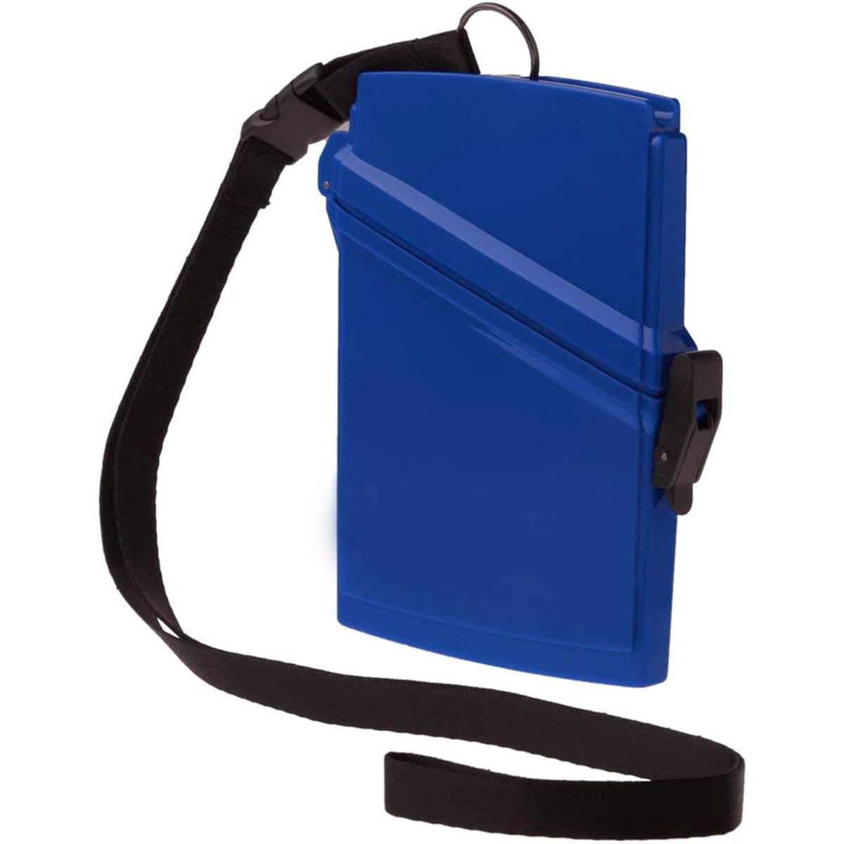 Witz-Passport-Locker-Lightweight-Waterproof-Sport-Case-with-Lanyard miniature 5