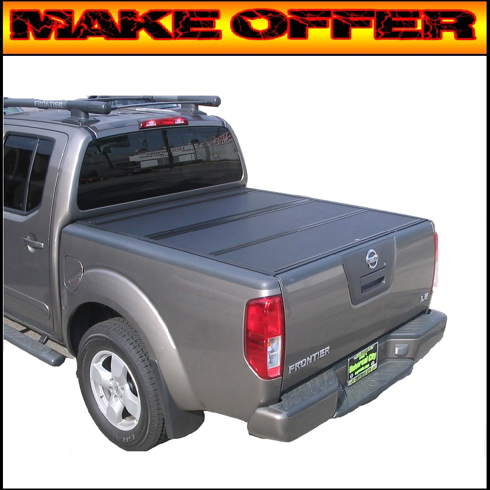 Bak bakflip f1 tonneau cover for 2005 2015 nissan frontier suzuki equator 6 bed