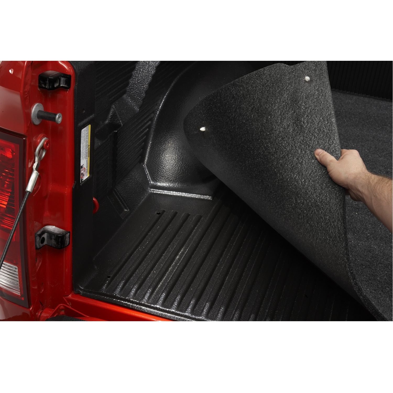 bedrug drop in bed mat for 2015 2016 chevy gmc colorado canyon 5 39 bed ebay. Black Bedroom Furniture Sets. Home Design Ideas